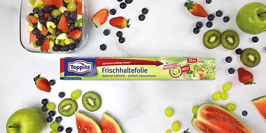 Toppits® Frischhaltefolie